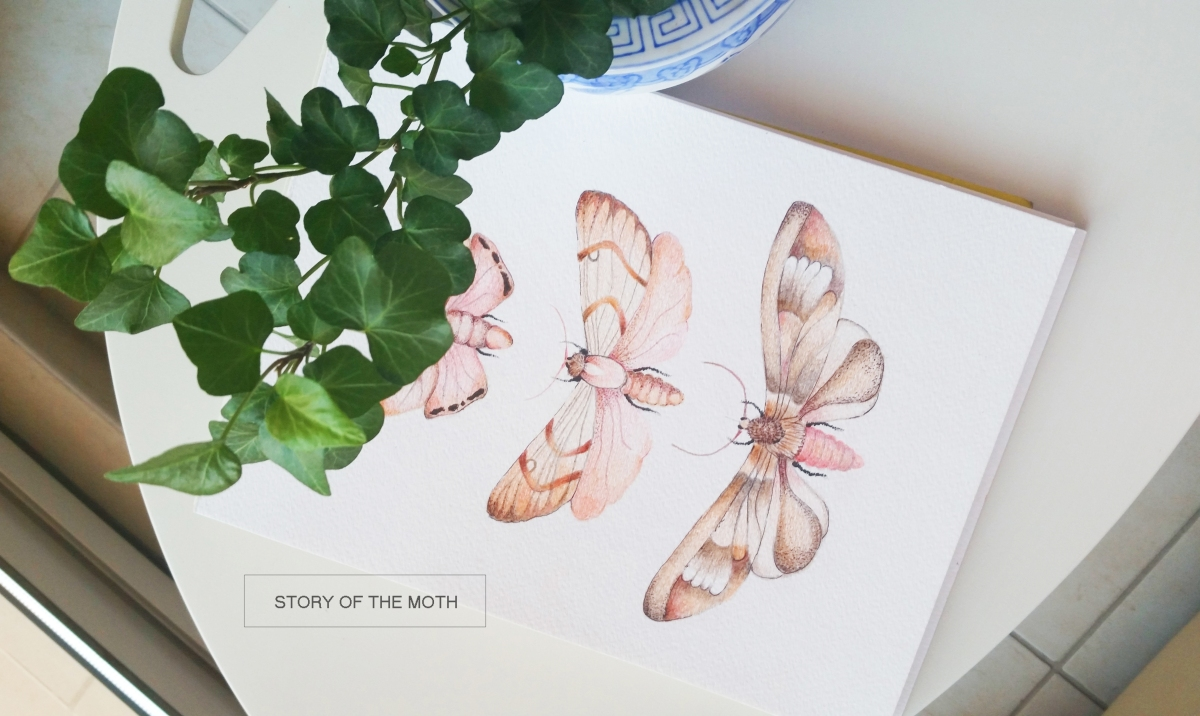 STORY OF THE MOTH; Inspired by Jose Rizal's original