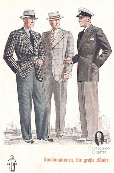 1930s fashion illustration (muscarilane.com)