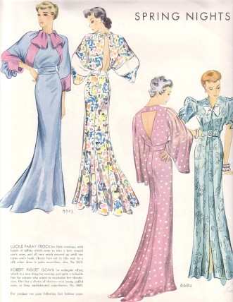 1930s fashion illustration (muscarilane.com)